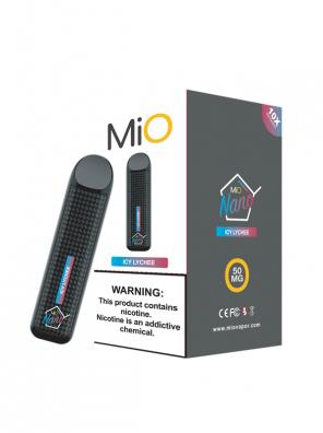 MiO Nano Icy Lychee 50MG 10 Pack Sleeve