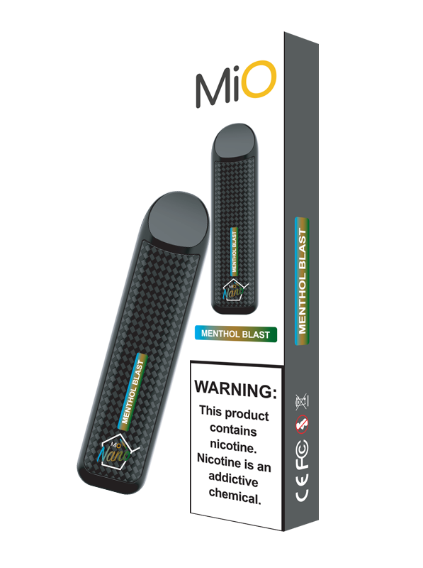 MiO Nano Menthol Blast 20MG