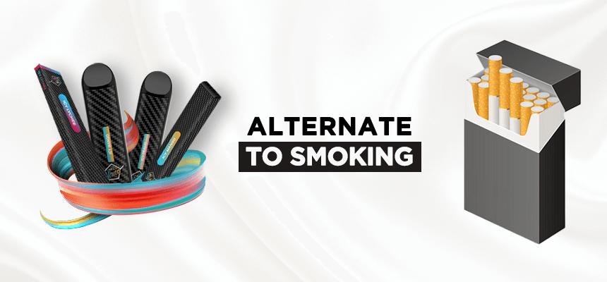 Disposable Vape Stix Vs e-cigarettes