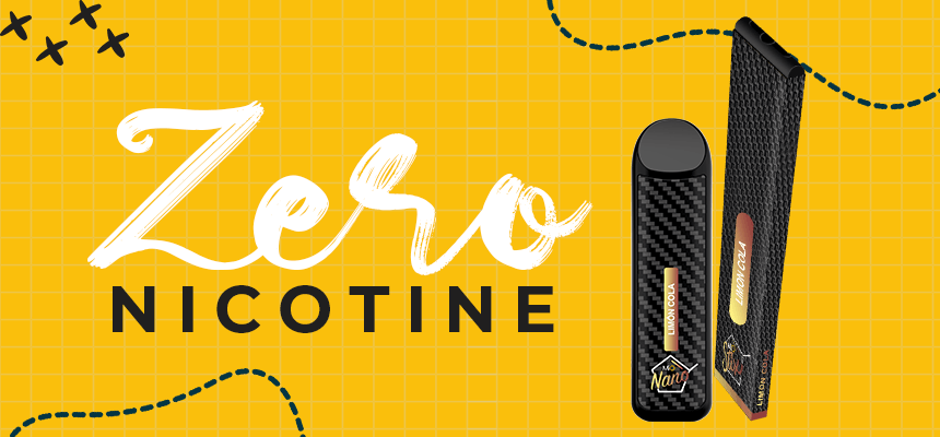 Zero Nicotine
