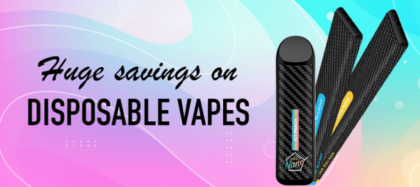 Huge Saving on Disposable Vape